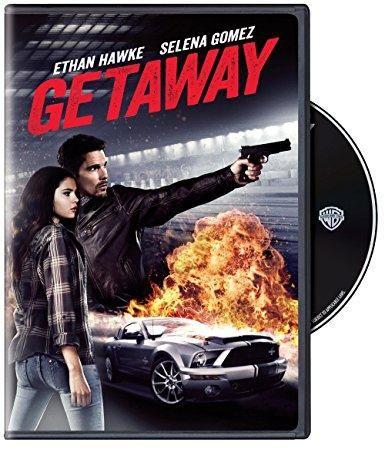 Ethan Hawke & Selena Gomez & Courtney Solomon-Getaway