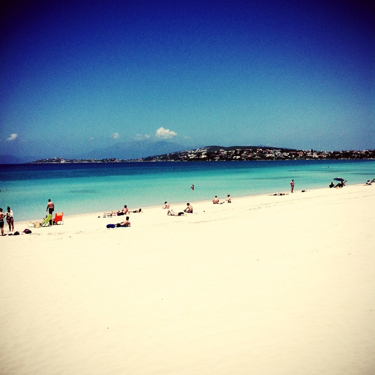 Ilica Beach, Cesme, Turkey
