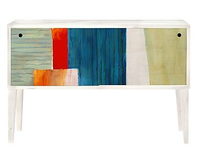 "Komoda ""Zoe Painting"", 115 x 36 x 68 cm"