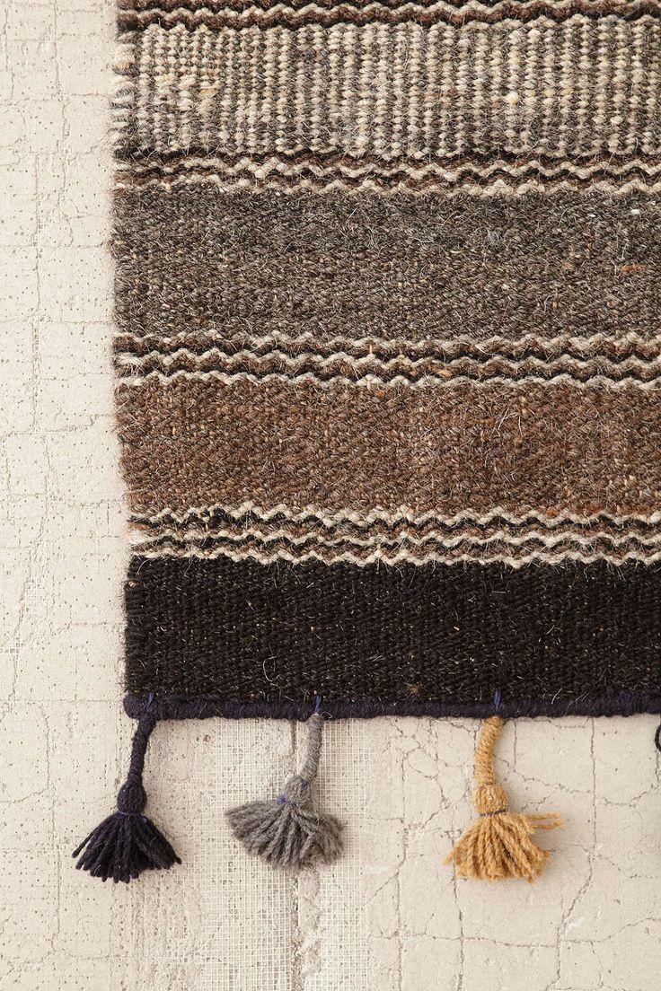 Magical Thinking Silo Natural Wool Woven Rug