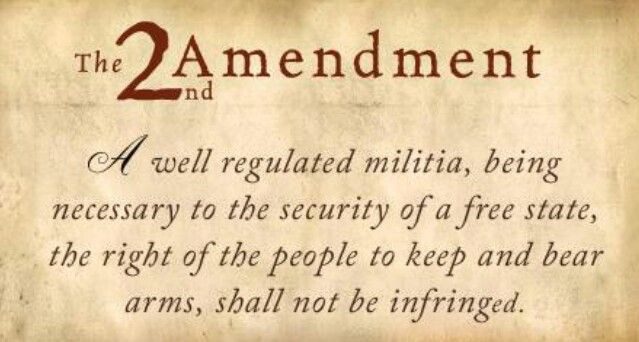 What the Founding Fathers Really Meant When They Wrote the Second Amendment