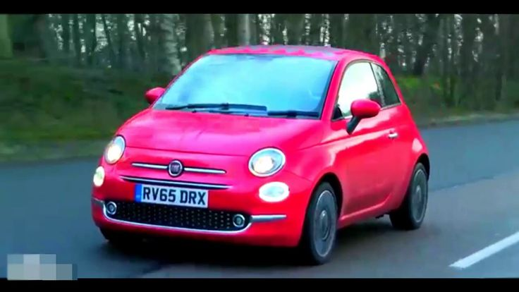 2016 Fiat 500 Review, Test Drive!!!