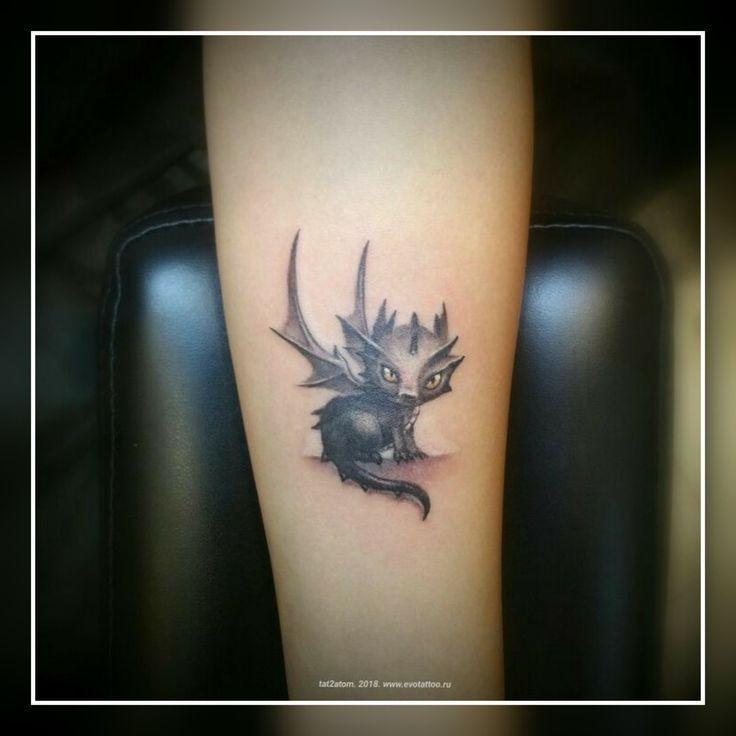 Tattoo Smalltattoo Girltattoo Tatowierung Kleinestatowierung Small Game Of Small Game Of Thro Baby Dragon Tattoos Cute Dragon Tattoo Dragon Tattoo