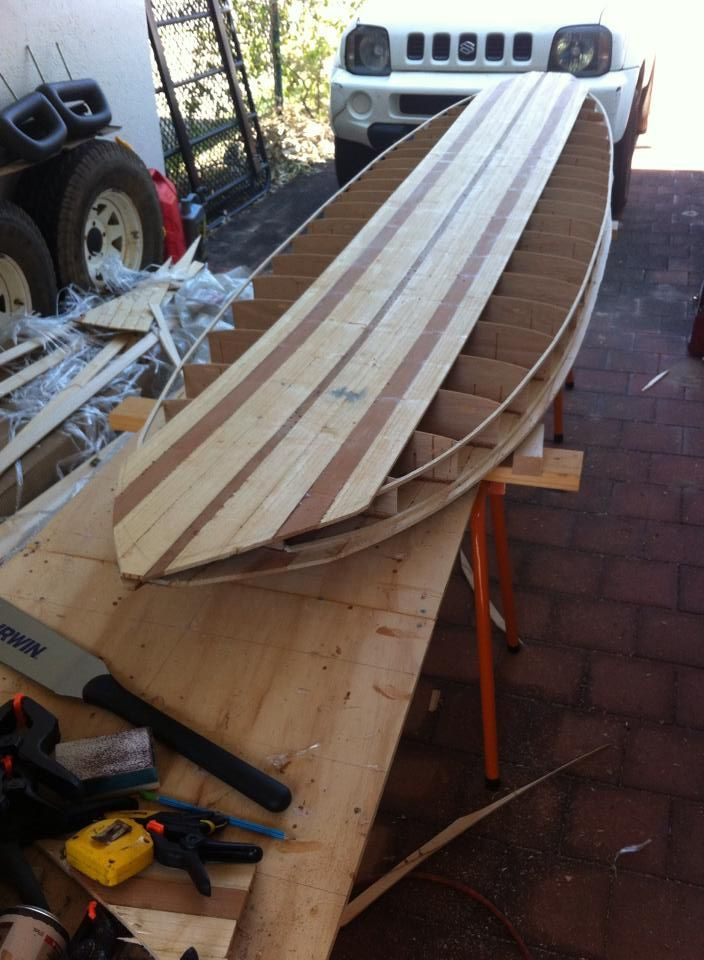 Build a DIY hollow wood surfboard from Tucker Surf  Supply with kits and materials http://www.tuckersurfsupply.com/