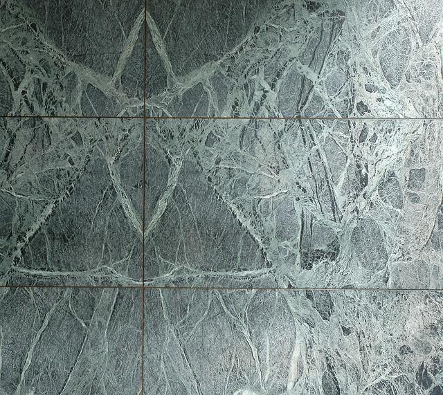 green alpine marble | Alaska + Church + Mies van der Rohe ...