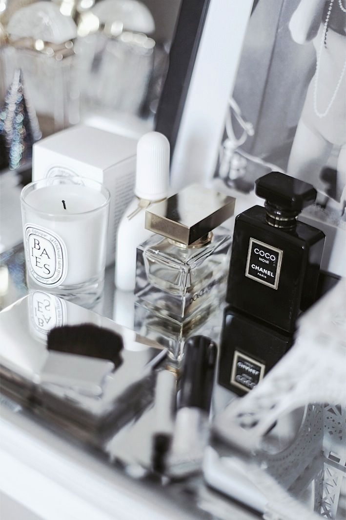 at home / fusion house / fusion house diary /bedroom / fragrance / Chanel / Tom Ford / Dior / Dolce & Gabbana /candle  /Diptyque