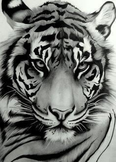 tattoos tigres - Buscar con Google