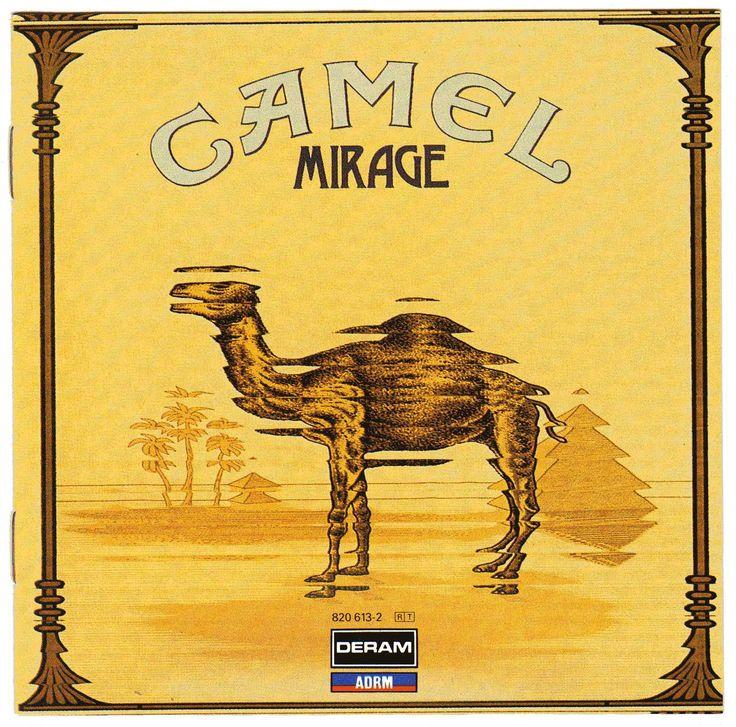 """Camel, """"Mirage"""" (1974)"""