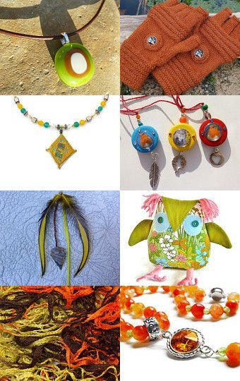 Just because I love the colours... by Lisa Standley on Etsy--Pinned with TreasuryPin.com