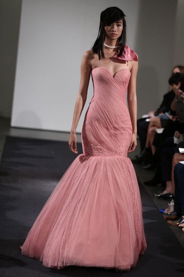 93 best Vera Wang images on Pinterest | Vestidos de novia, Vestidos ...