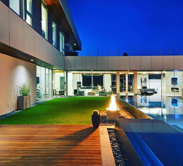 Reposting @amacaulaywalsh: Chilled. #interiordesign #design #architecture #home #pool #goals #l4l #rich #life