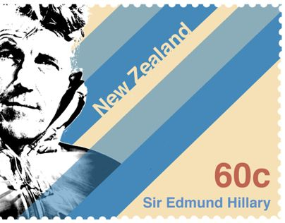New Zealand Pioneers - Stamps