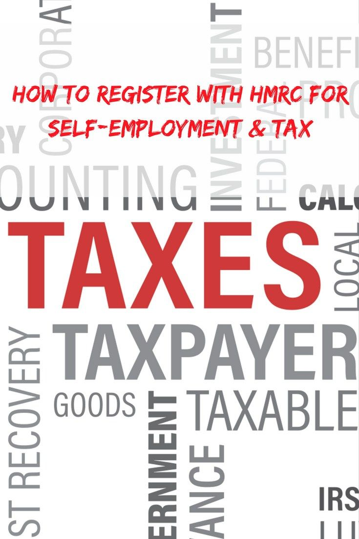 Top of the list when deciding to go self-employed is registering with HM Revenue & Customs so you can file your self-assessment tax returns and pay your tax bill. Once registered you are officially self-employed.