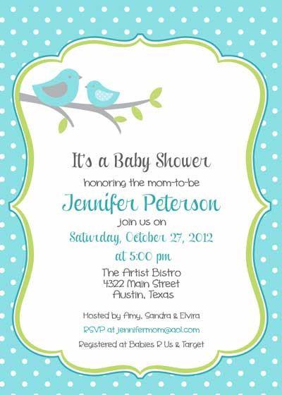 Artículos similares a Invitación ducha bebé - mamá pájaro para niño-DIY imprimible - puntos azules en Etsy