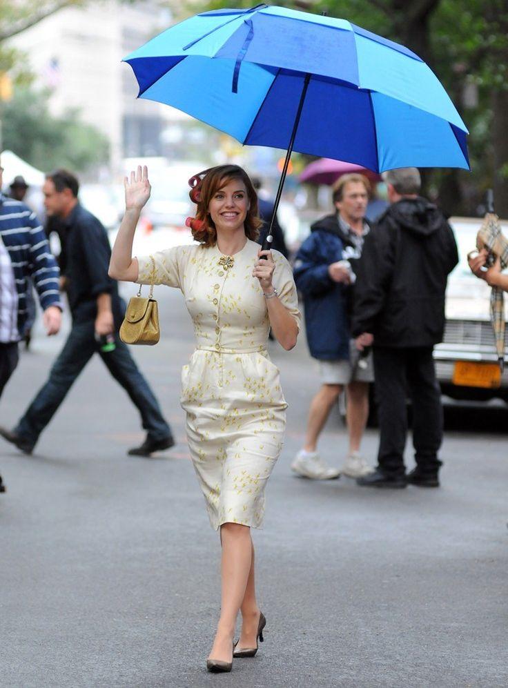 Kate Cameron, Pan Am (Starring Kelli Garner)