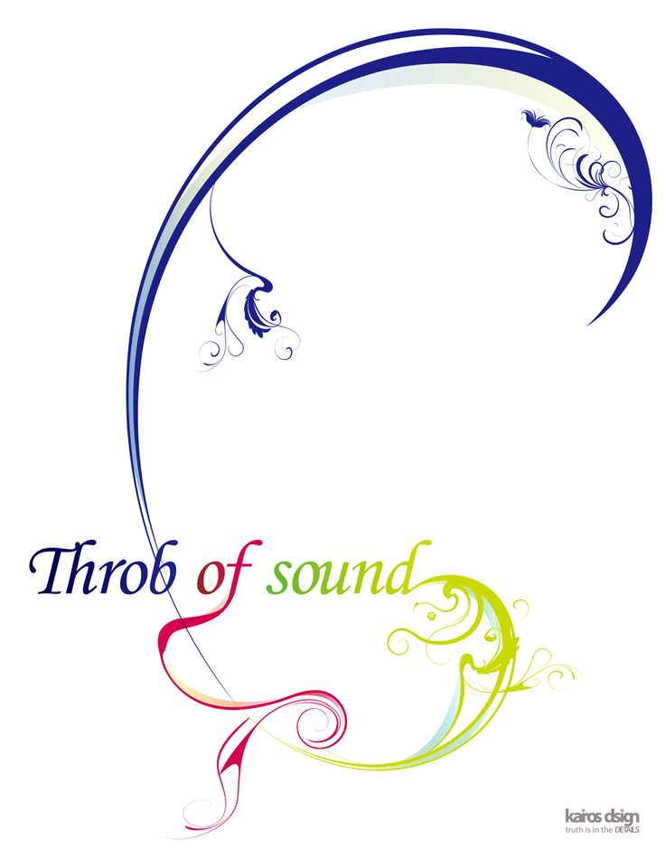 Throb of sound - Kairos Design