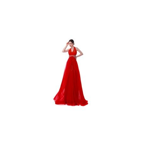 Vetido de Fiesta de Chifón Rojo 201,99 € Tallas: S, M, L, XS, XL, XXL https://www.facebook.com/issin.belle?ref=hl