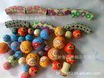 供应软陶,珠子,珠子饰品,珠子配件,珠子项链,手链