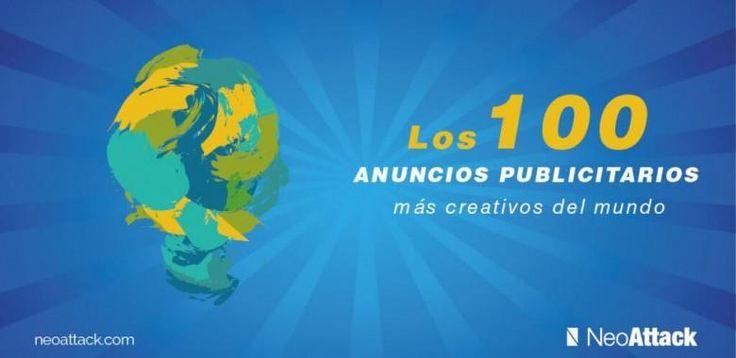 Anuncios publicitarios: 100 Mejores ejemplos creativos del mundo