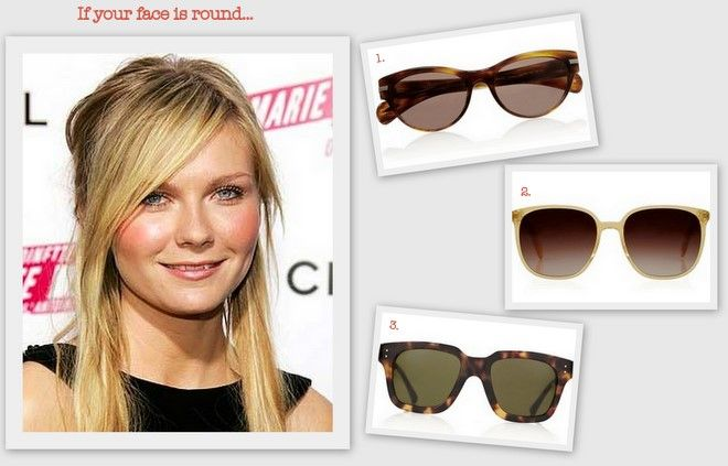 ray ban round face