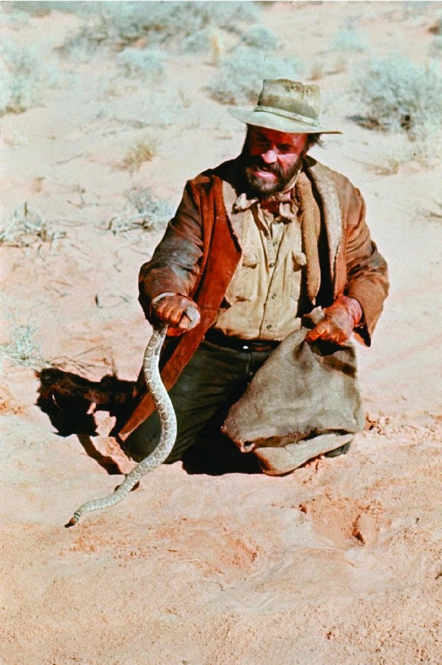 Still of Jason Robards in The Ballad of Cable Hogue