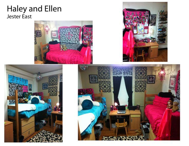 Ut Austin Jester East Dorm Rooms