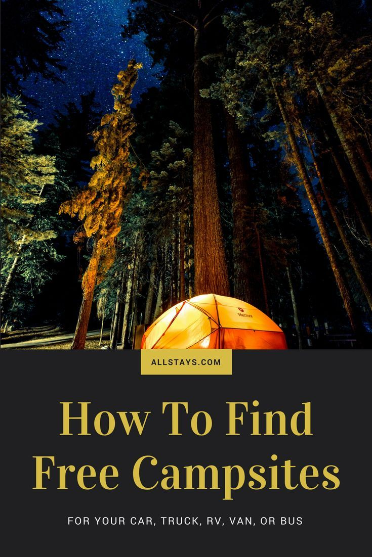 This App Will Help You Find Free And Legal Campsites While You Re On The Road Vanliving Vandwelling Rv Rvlife Camping Sum Van Life Free Camping Bus Life