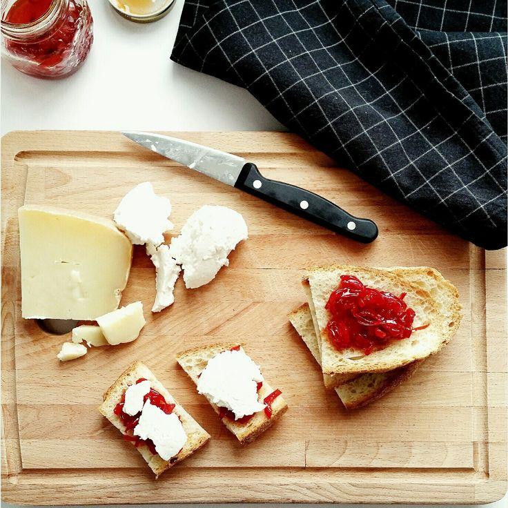 Pepperoni's jam..recipe on blog