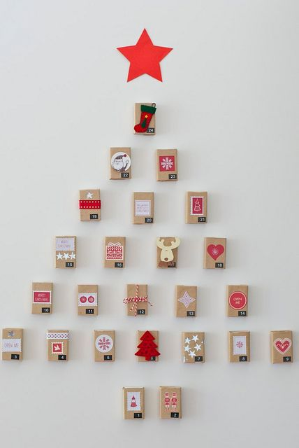 150 best Christmas Tree Wall Mounted images on Pinterest | Tree ...