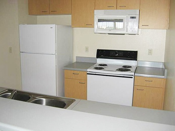 Sanctuary Apartments - Kitchen