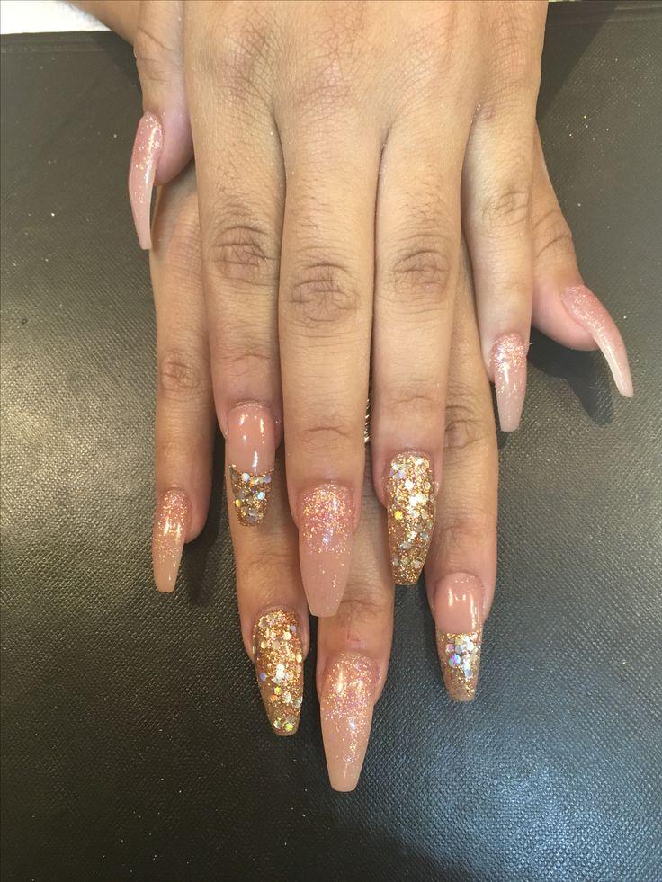 Nails by Aly Jimenez  Avalon Nail and Spa  North Star Mall