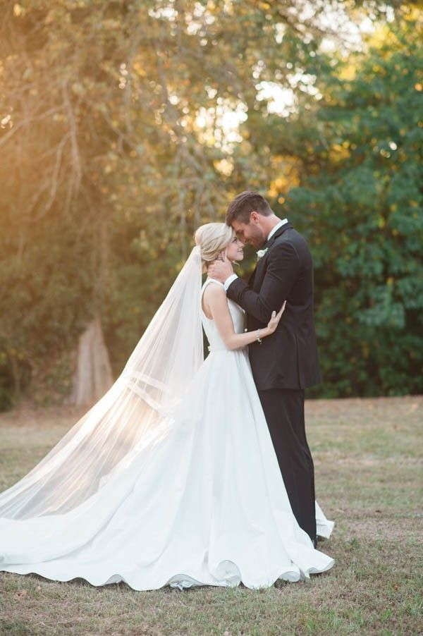 Southern Plantation Wedding ceremony Inspiration at Magnolia Grove