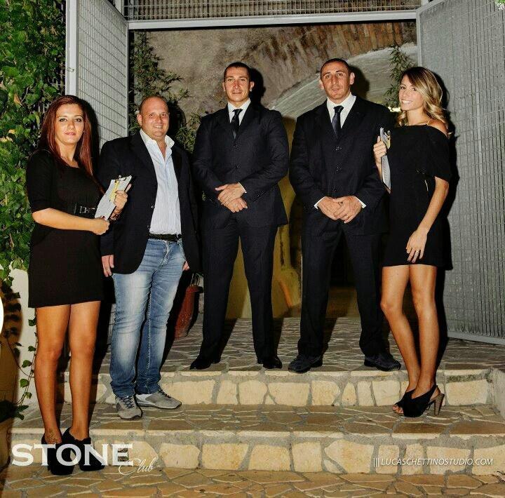 Hostess Location: Stone