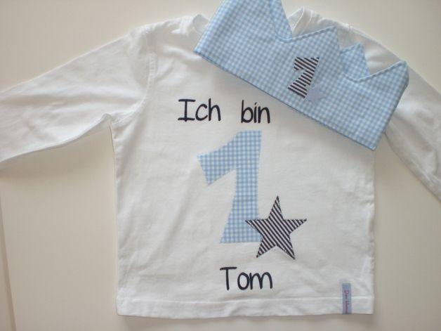Ein besonderes Shirt für einen besonderen Tag! Welches Kind und welche Mama freut sich nicht auf den Geburtstag. Mit diesem Shirt kann man jedem zeigen wer Geburtstag hat und wie alt man wird! Die...