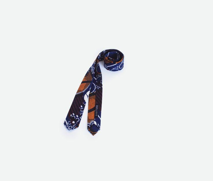Zambezia Skinny Tie