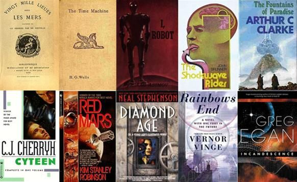 The Best Hard Science Fiction Books--From Technology Review