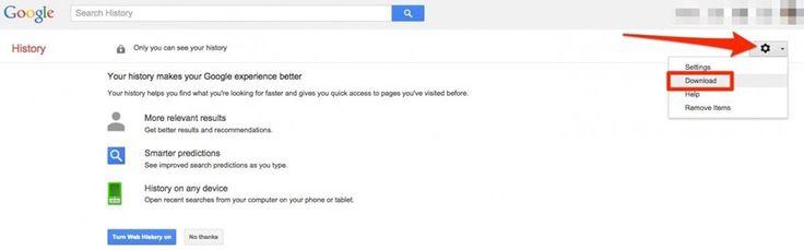 Ahora puedes descargar todo tu historial de Google - http://jorgecastro.mx/ahora-puedes-descargar-todo-tu-historial-de-google/?utm_source=Pinterest #Google, #MarketingDigital, #Noticias