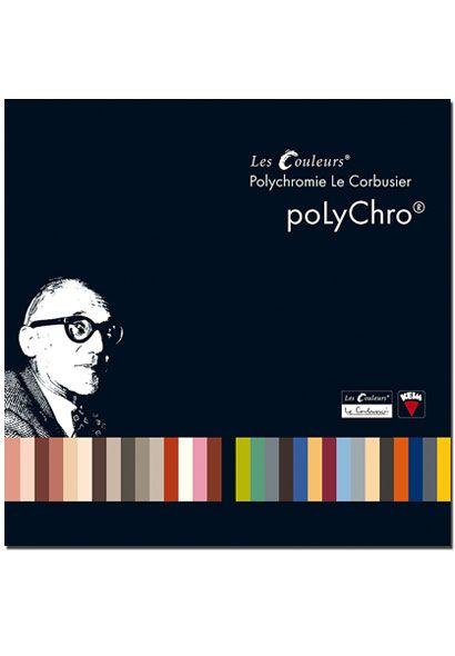 ganz eigener farbf cher le corbusier polychro farbf cher by keim innenarchitektur wandfarben. Black Bedroom Furniture Sets. Home Design Ideas
