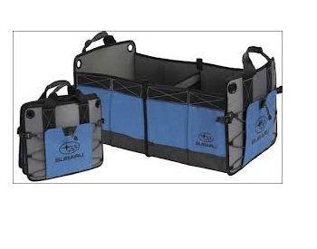 Amazon.com: Subaru Cargo Organizer All Models SOA567T100: Automotive