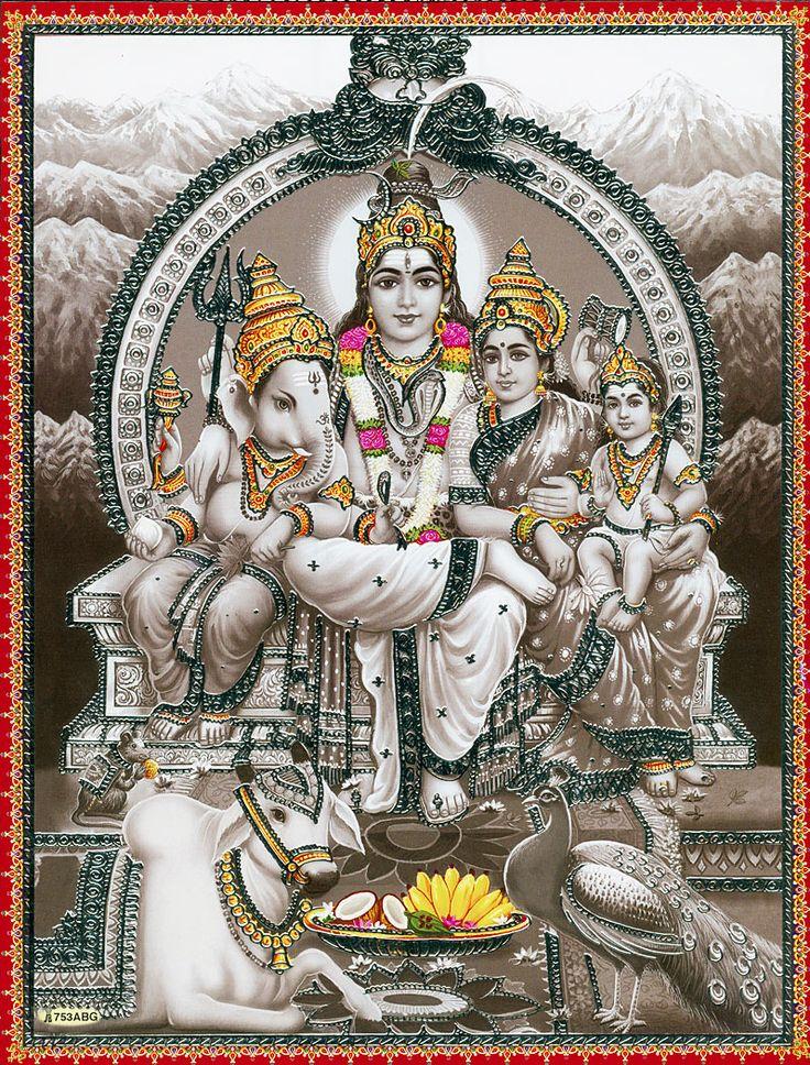 Hindu Cosmos : Mi familia.