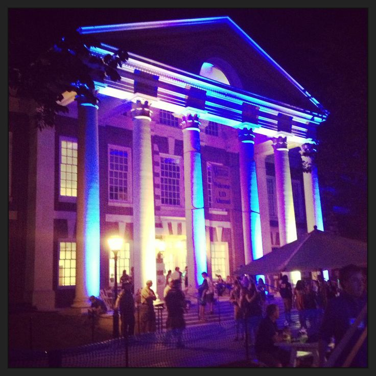 University of Delaware! #UDel