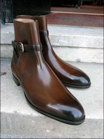 Edward Green chelsea boot - www.getfitglobal.com