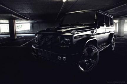 #MercedesBenz #G-Class by #Prior #Design