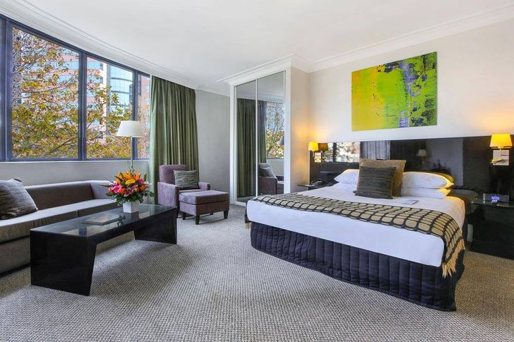 Studio Suite Room at Rydges Sydney Central.