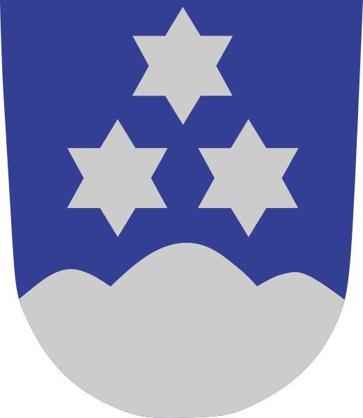 Coat of arms of Pello