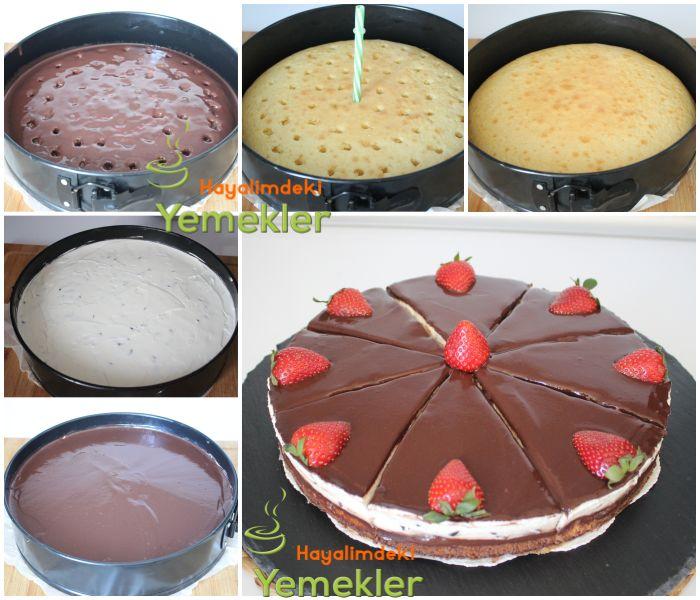 Çikolata Soslu Pipet Pasta Tarifi | Resimli Yemek Tarifleri Hayalimdeki Yemekler