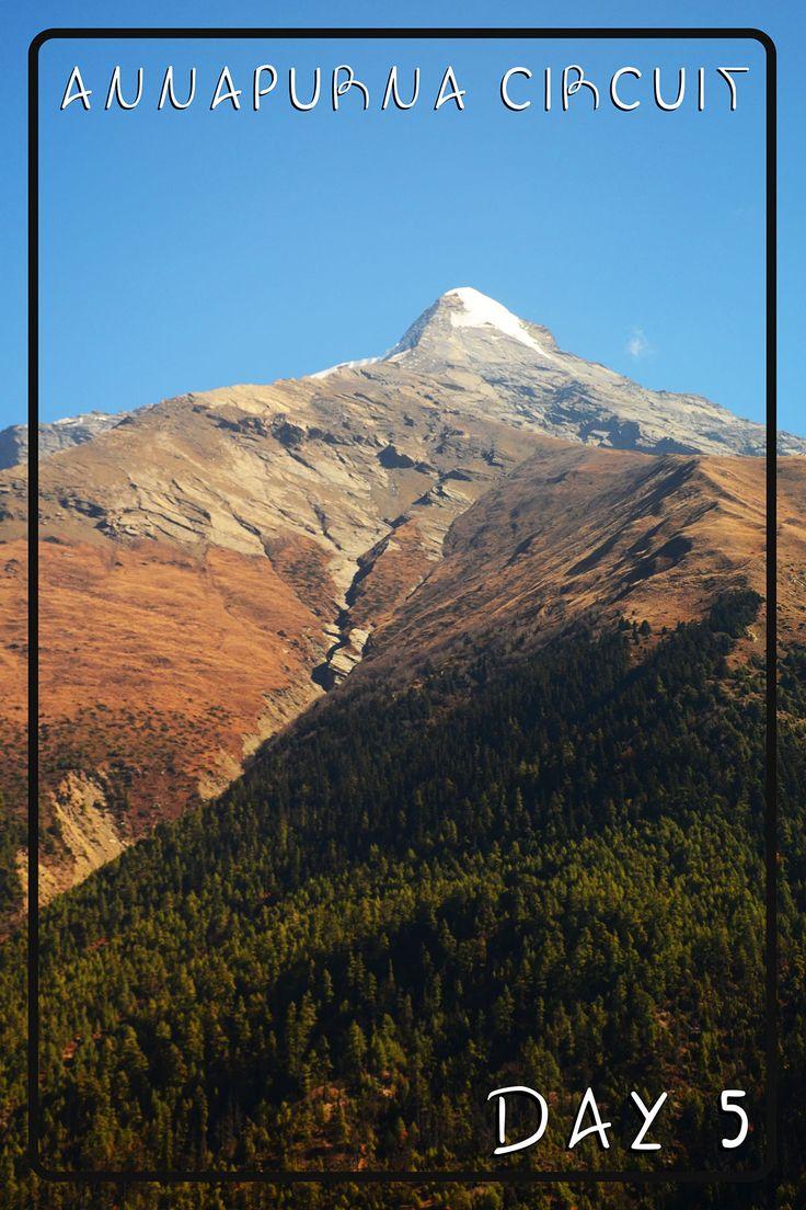Annapurna Circuit - DAY 5