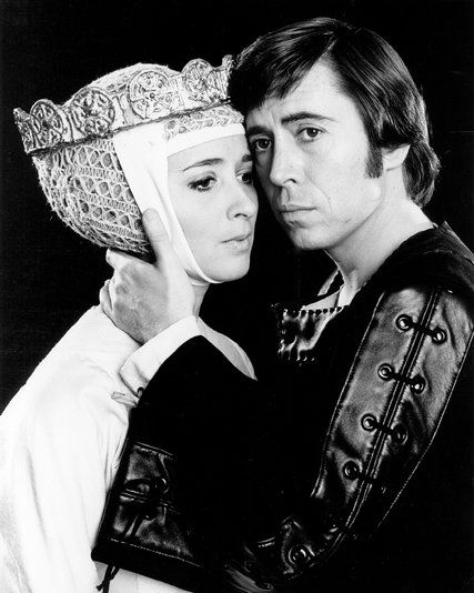 Brian Bedford, Stage Actor Who Brought the Classics to Life, Dies at 80 - The New York Times 1/14/16 with Maria Tucci in Hamlet 1969.