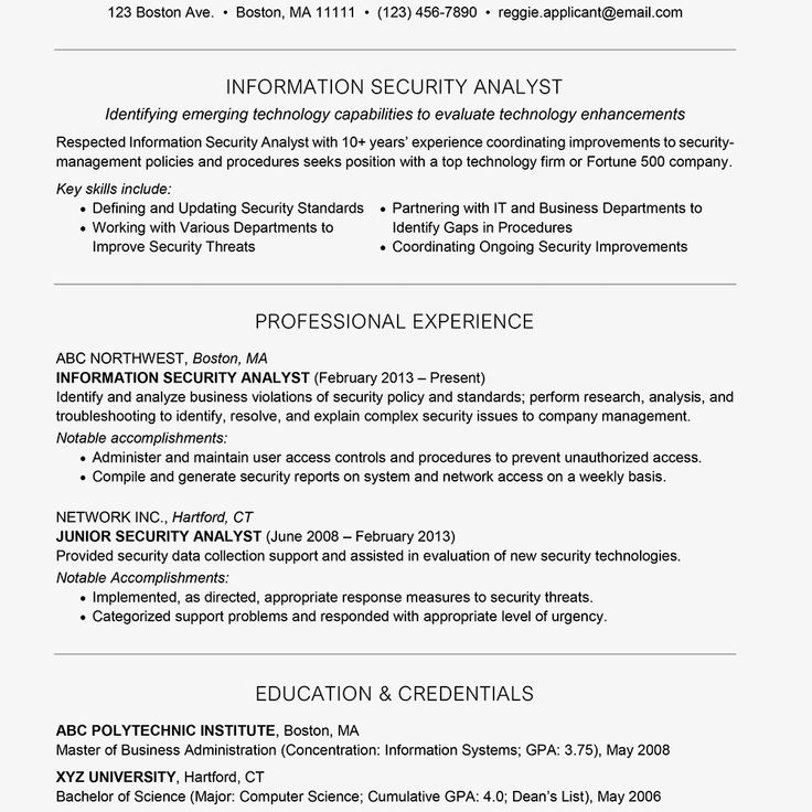 30 application support analyst resume security resume