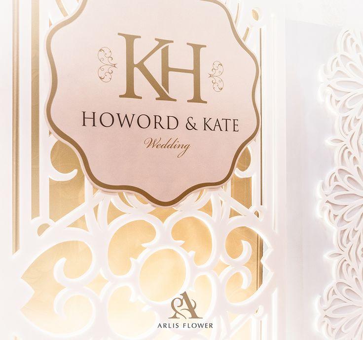 教堂婚禮 | 婚禮佈置 | HOWORD & KATE 基隆海產樓午宴